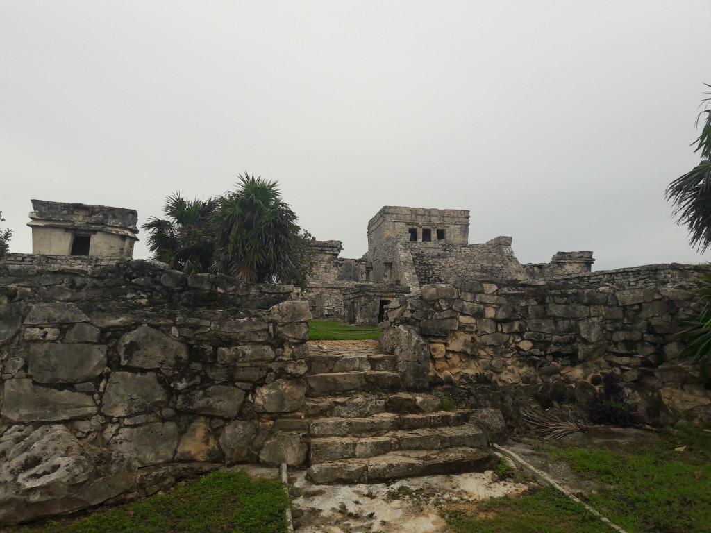 Mayastätte in Tulum