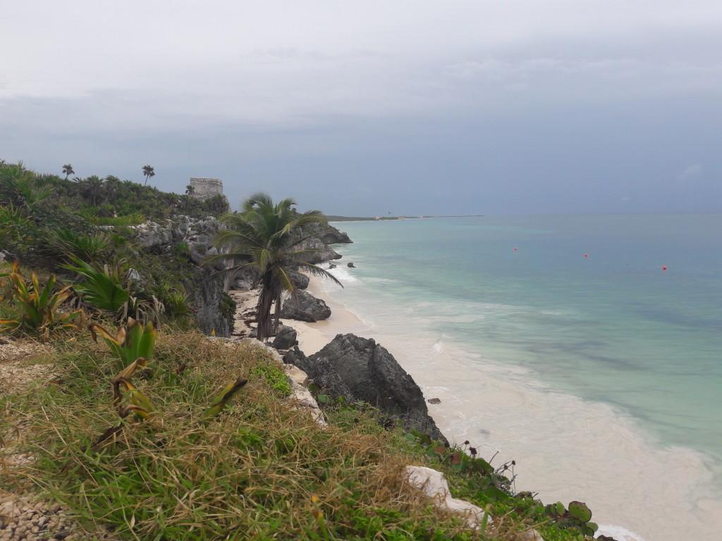 Strand von Tulum