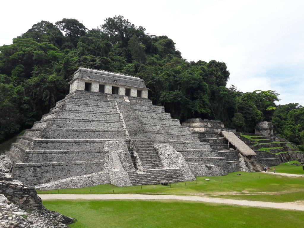 Maystätte in Palenque