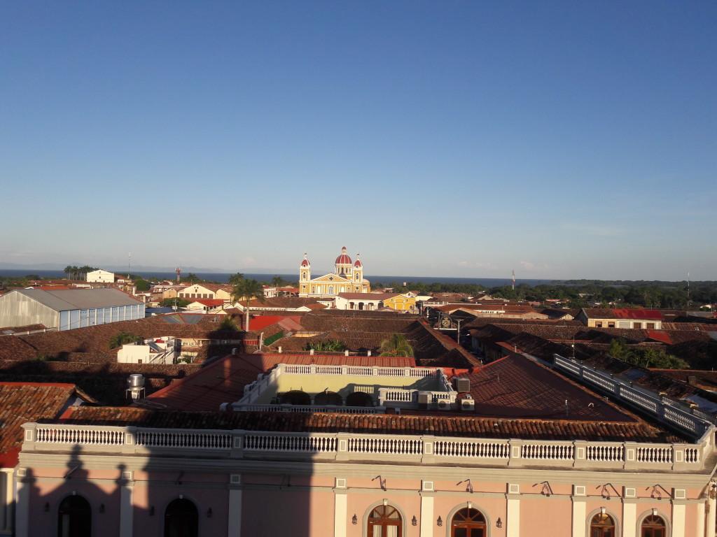 Granada von oben