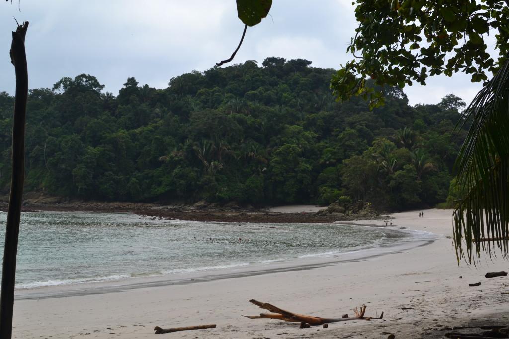 Strand im Nationalpark