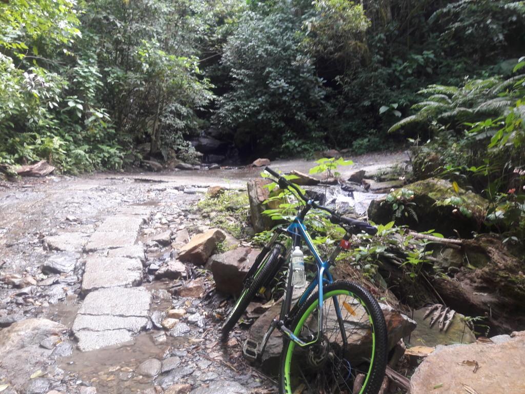 Mountainbike Tour auf den Cerro Kennedy