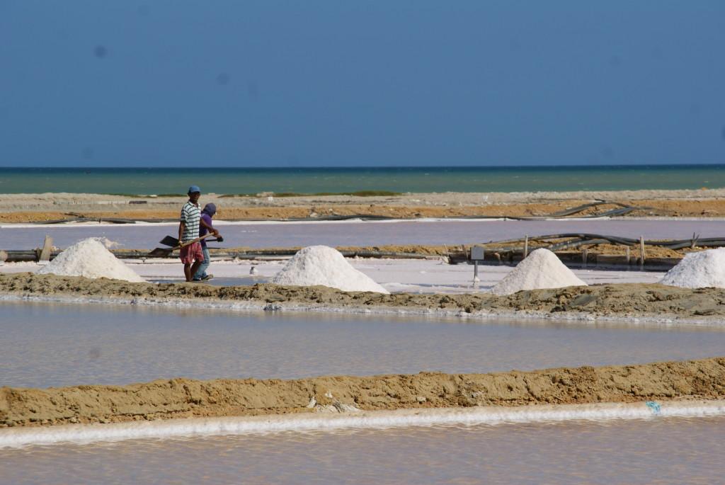 Ausflug zur Meerentsalzungsanlage