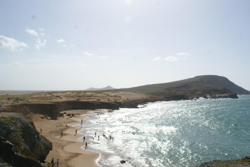 Playa del pilon de azucar