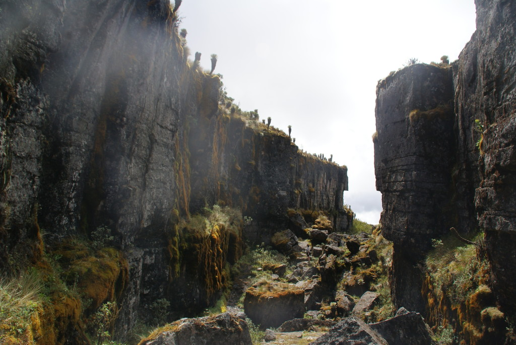 Stadt der Felsen